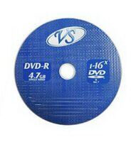 Диск DVD-R VS 4.7GB 16x bulk