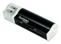 Картридер HUMAN FRIENDS LIGHTER, black